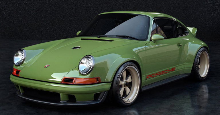 911 by Singer Vehicle Design