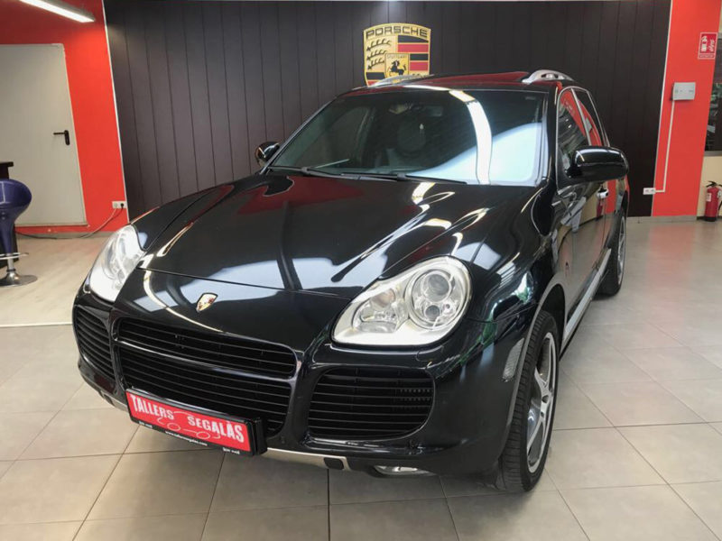 Ref. 17017 – Cayenne Turbo 02-2006