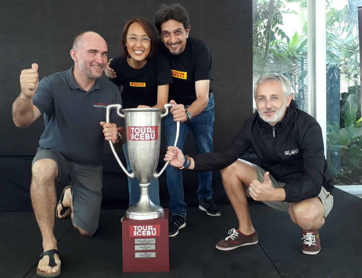 Trofeo Cebu Tour