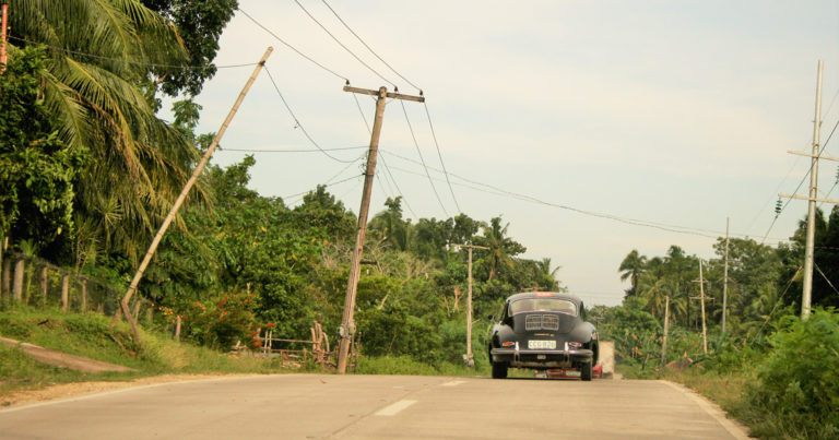 Roads in Philipinnes