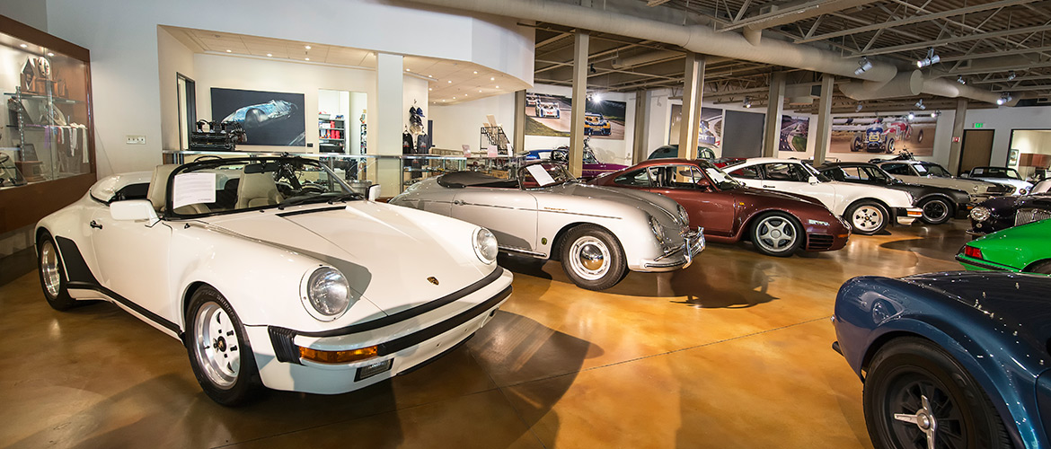 Canepa Showroom
