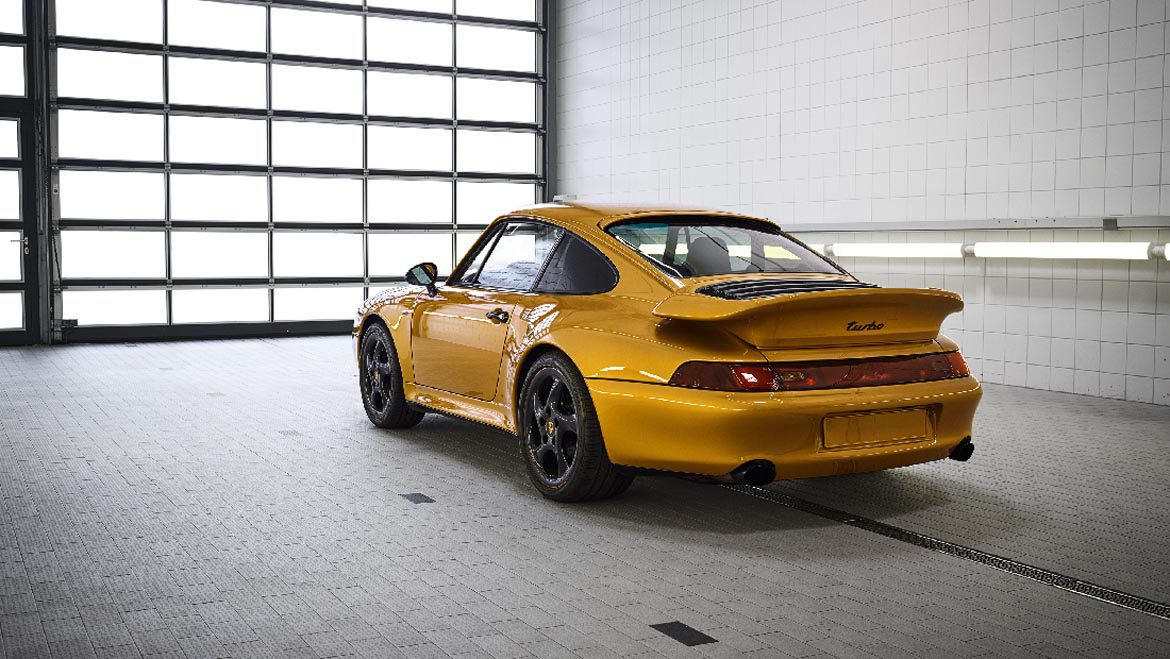 Porsche 911 993 Turbo Project Gold Classic (6)