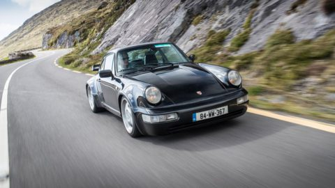 Porsche 911 Carrera 3.2 turbo look Mel Nolan (10)