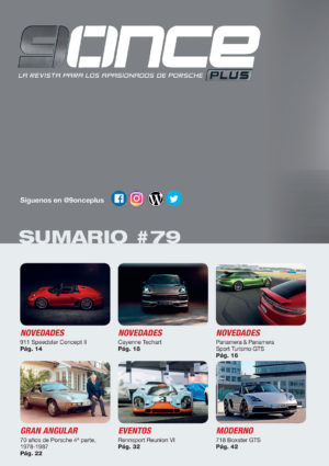 sumario 9ONCE Plus nº 79