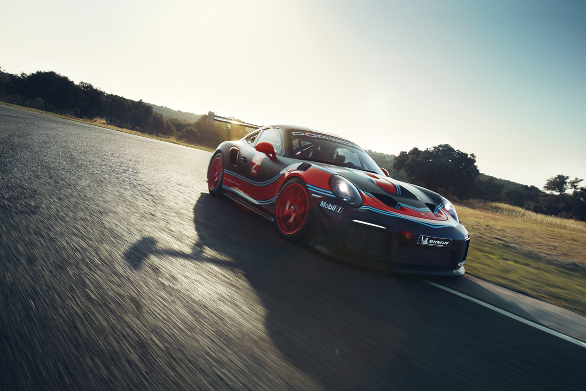 911GT2 RS Clubsport