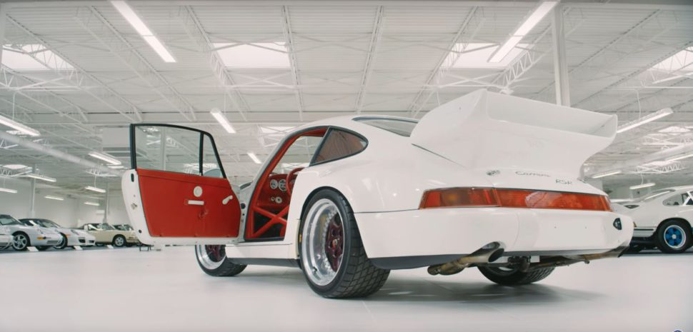 Porsche White Collection
