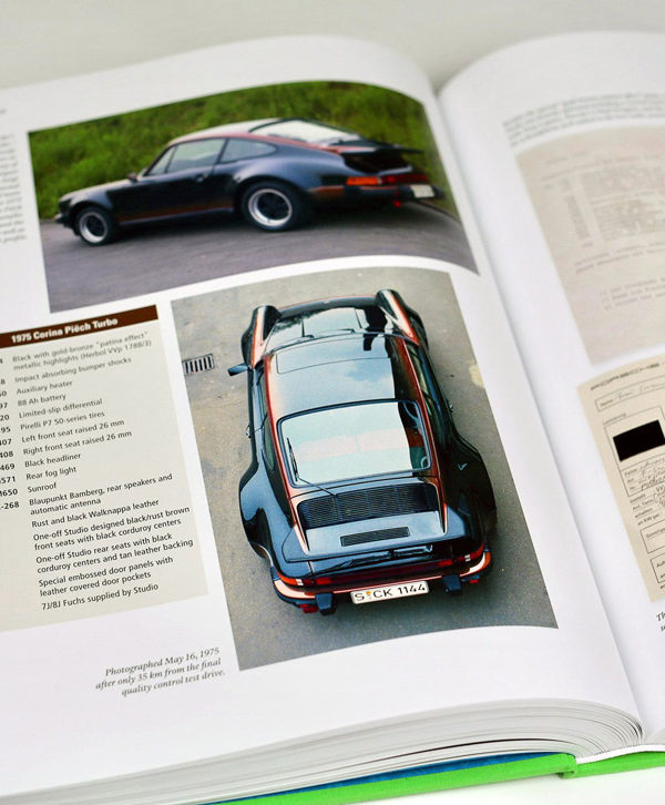 Porsche Turbo 3.0 book