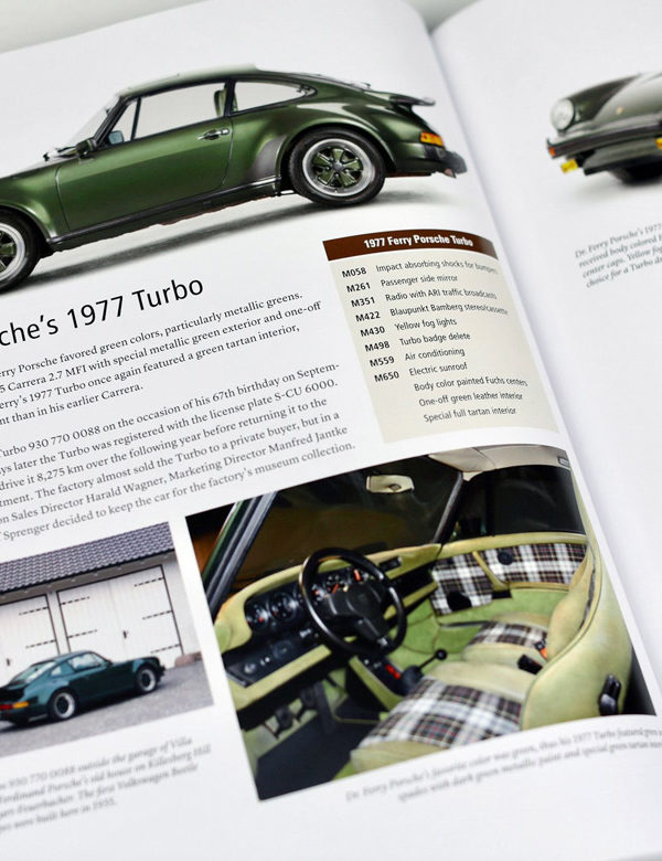 Porsche Turbo 3L book