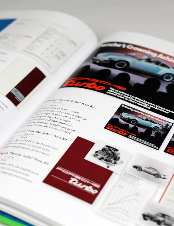 Porsche 930 Turbo 3l book