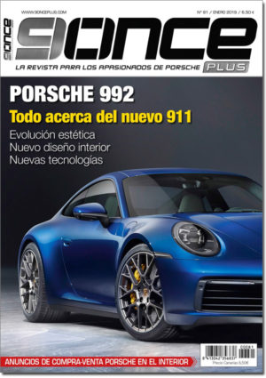 Portada 9ONCE Plus nº 81