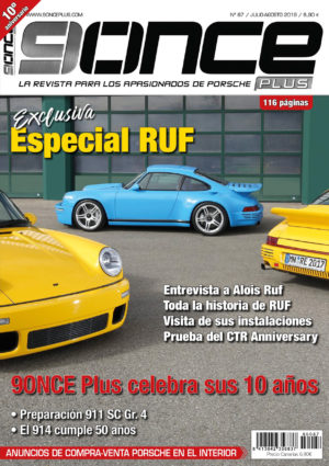 9ONCE Plus especial RUF