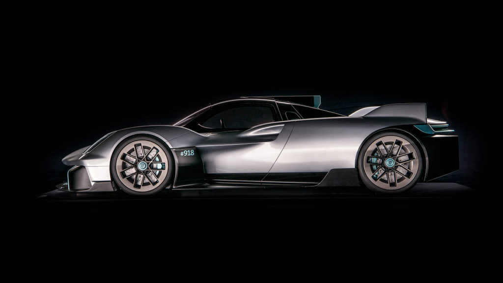 Vision 918 Concept Cars