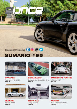 Sumario 9ONCE Plus nº 95