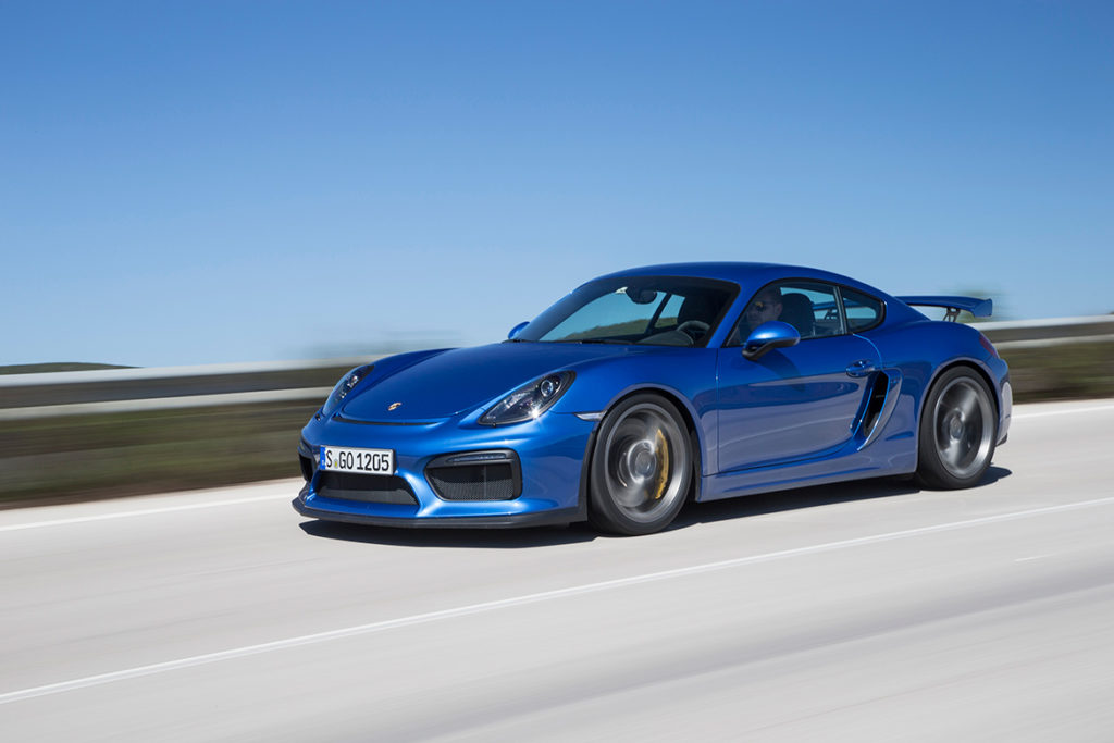 Cayman-Boxster