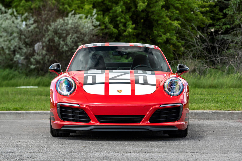 Porsche-911-Carrera-S-Endurance-Racing-Edition-front