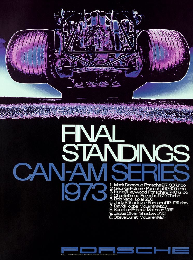 CAN-AM SERIES 1973